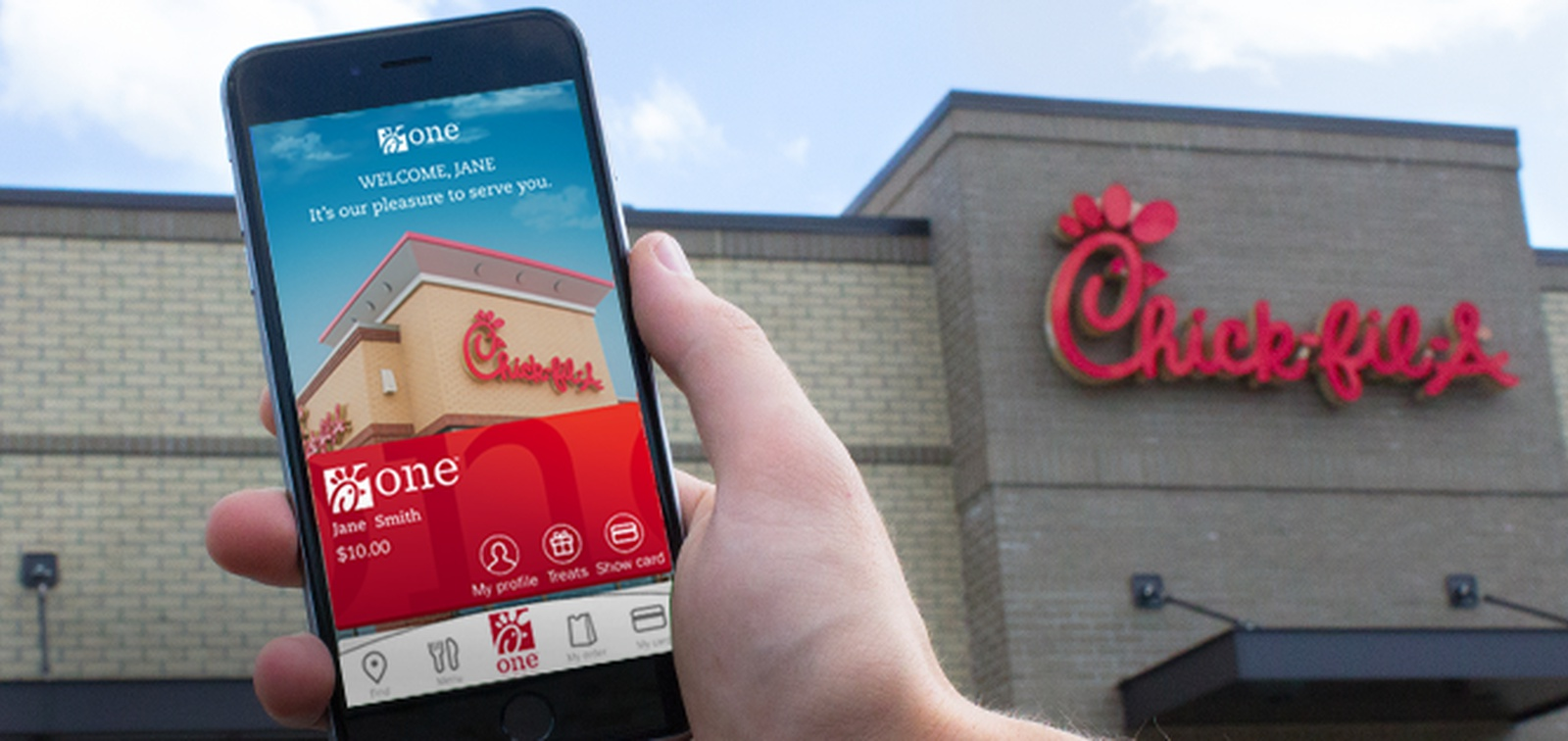 Chick-Fil-A, Papa John's top ranking of app performance
