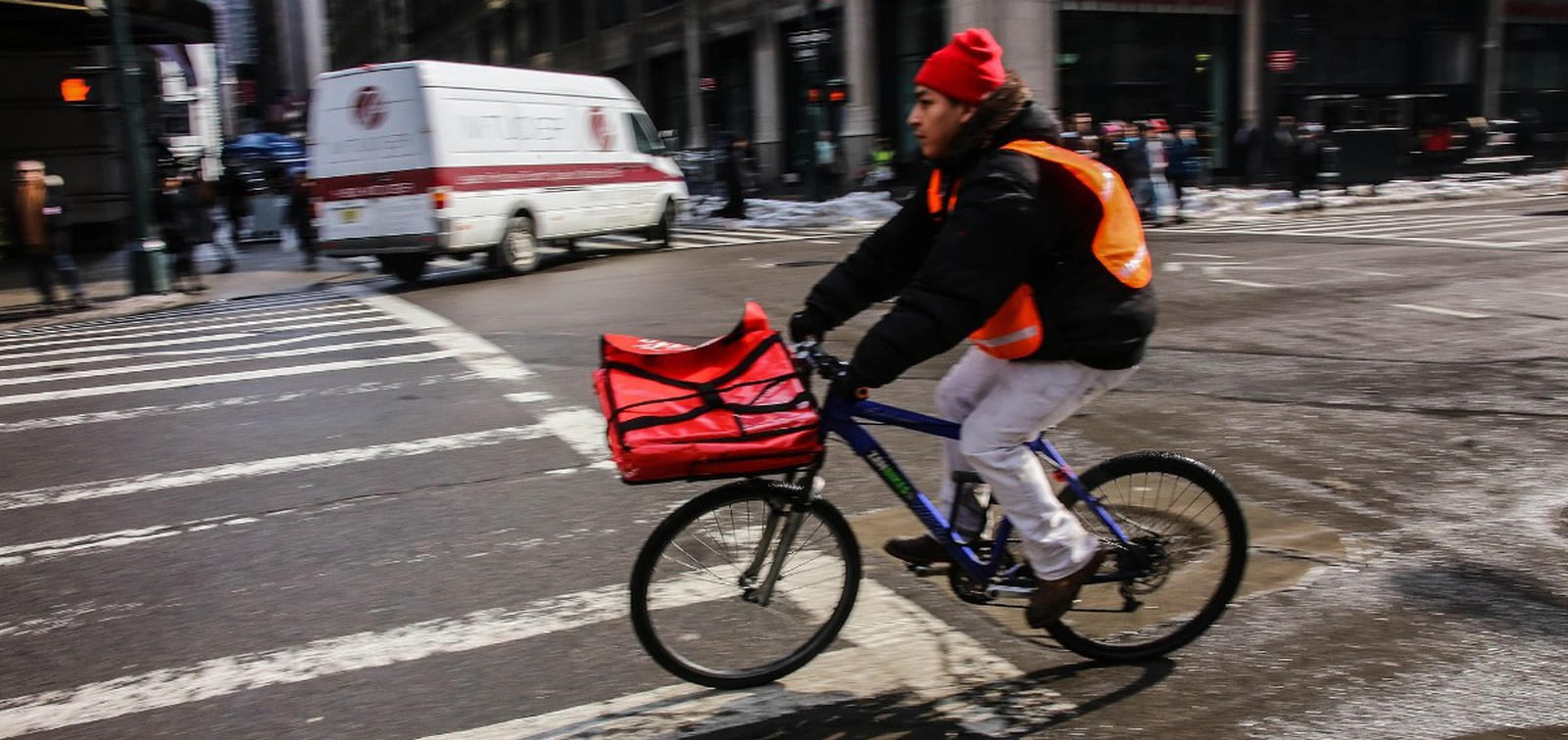 NYC Council introduces series of food delivery regulations