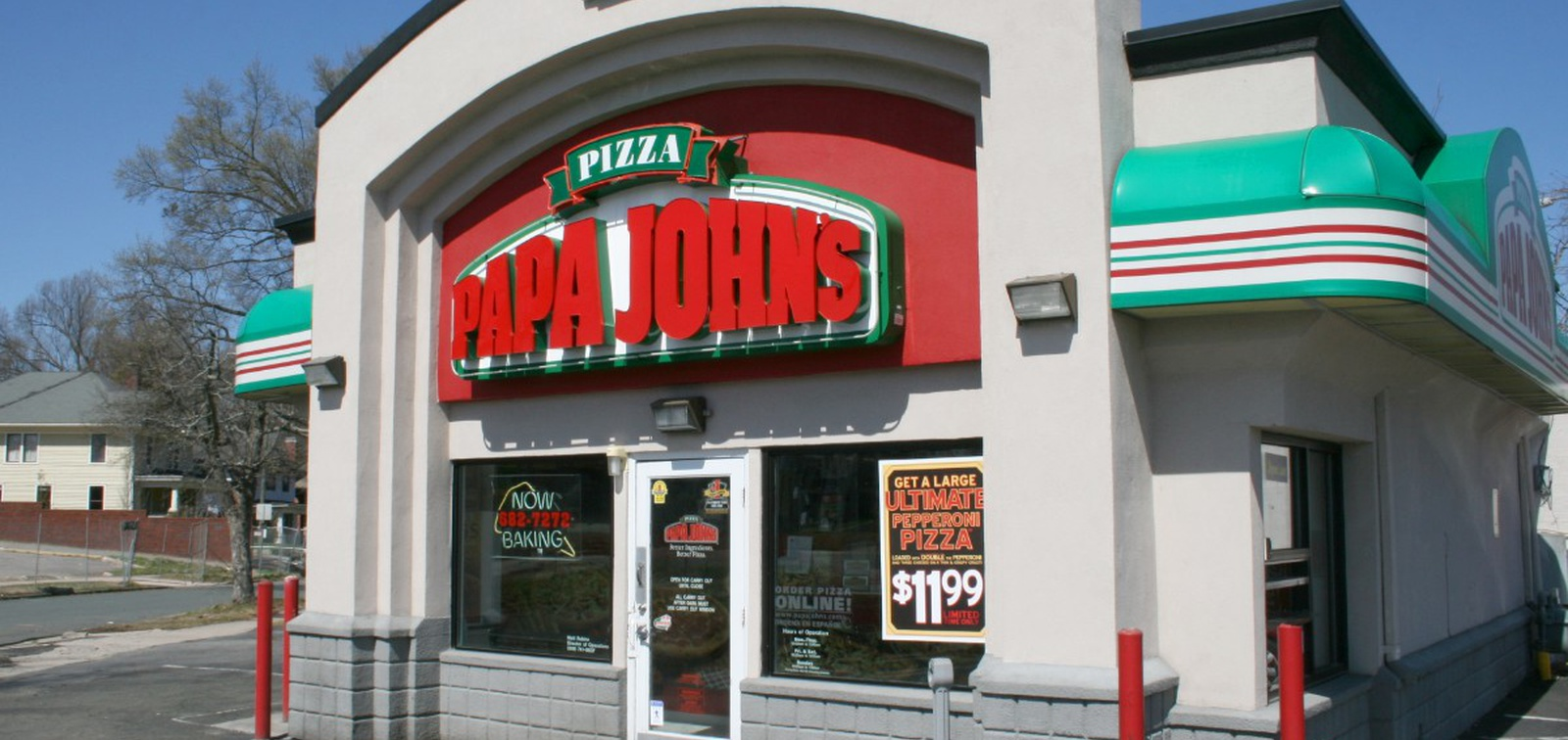 Papa John's continued sales growth attracts lucrative franchisees