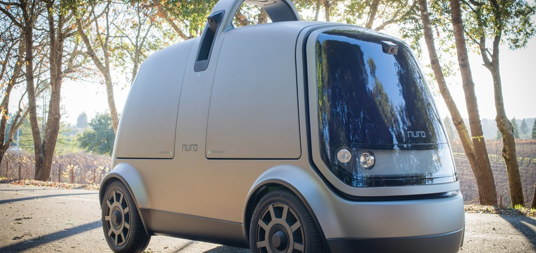 Uber, Nuro reportedly in discussions for driverless food delivery