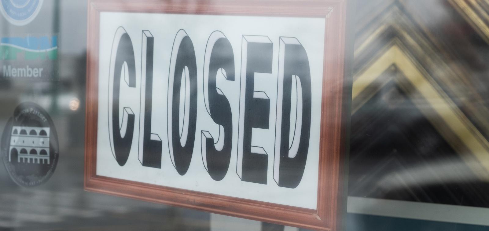 53% of restaurants closed amid coronavirus have shuttered permanently, Yelp data shows