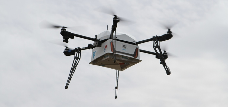 Drone delivery may be on the cusp of a breakthrough