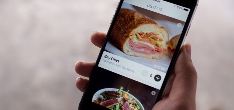 Uber Eats, Deliveroo look to diversify with click-and-collect